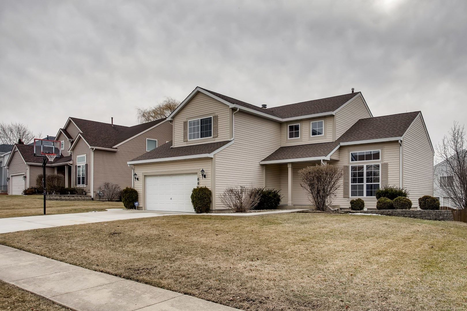 664 Willow Drive, Carol Stream, IL 60188 - #: 10650638