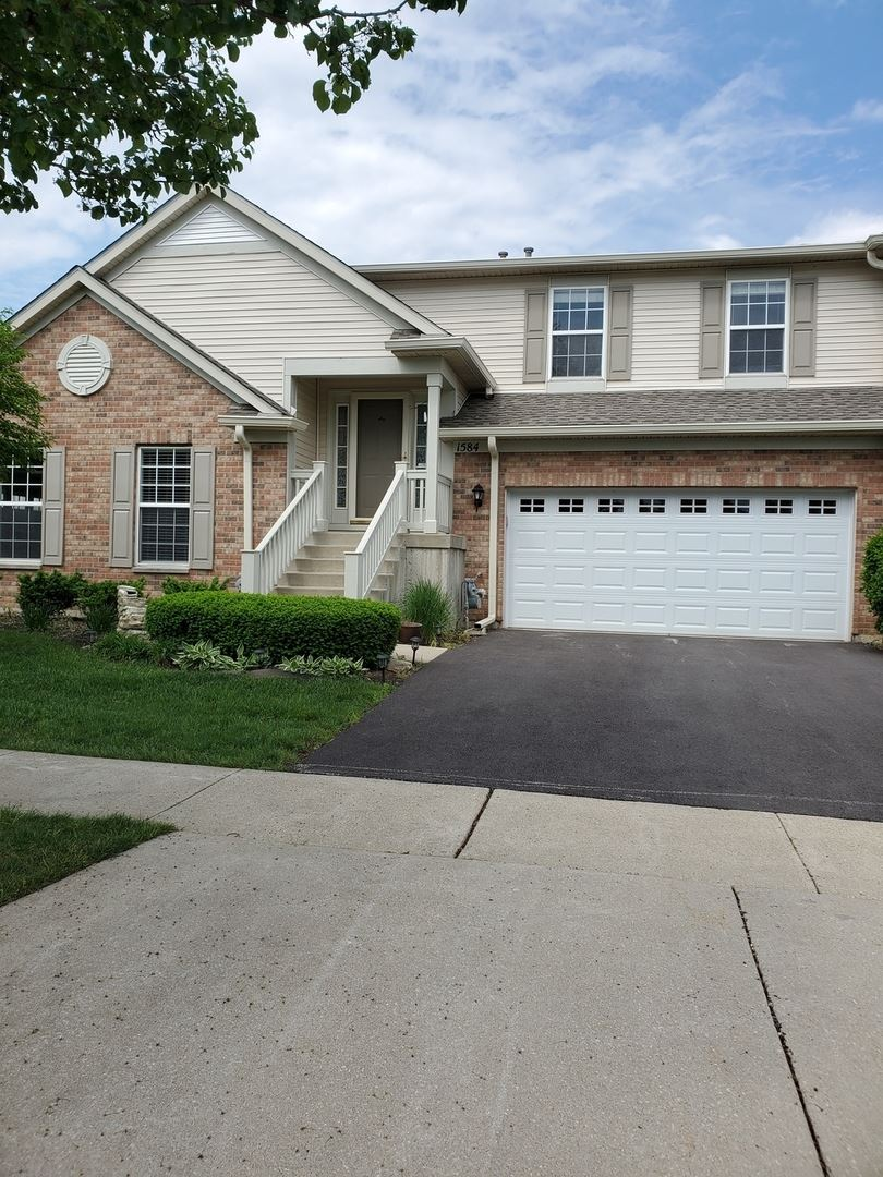 1584 Millbrook Drive #1584, Algonquin, IL 60102 - #: 11112638