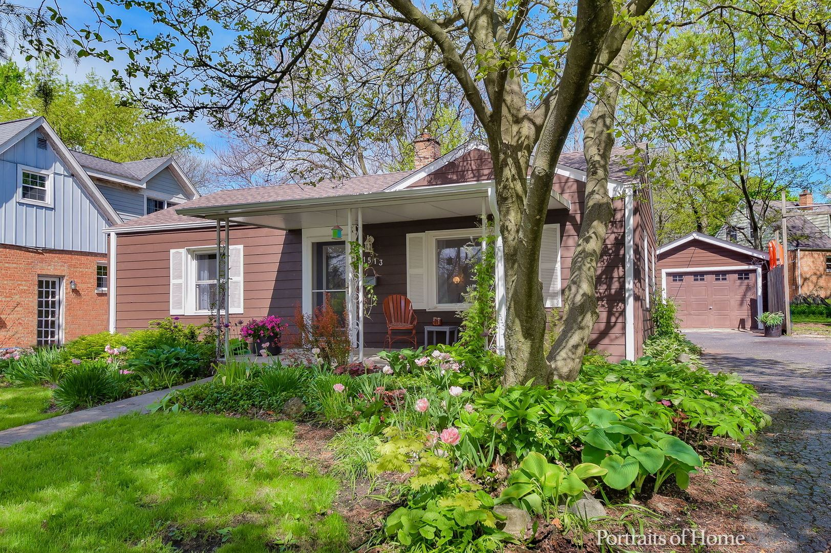 1513 College Avenue, Wheaton, IL 60187 - #: 10728640