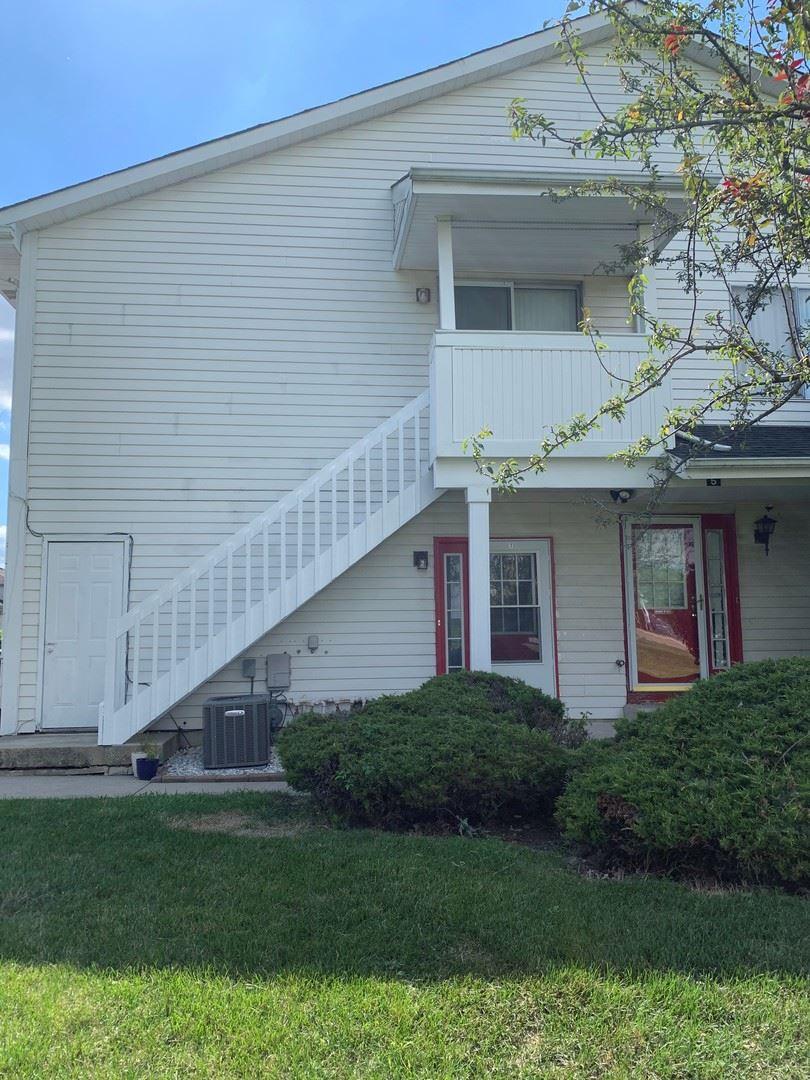 7 Red Barn Road #107, Matteson, IL 60443 - #: 10793640