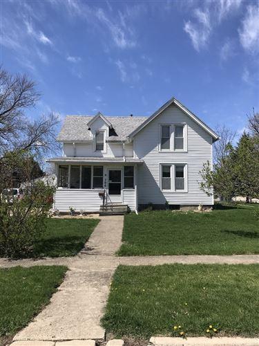 Photo of 706 Iowa Avenue, Mendota, IL 61342 (MLS # 11058641)