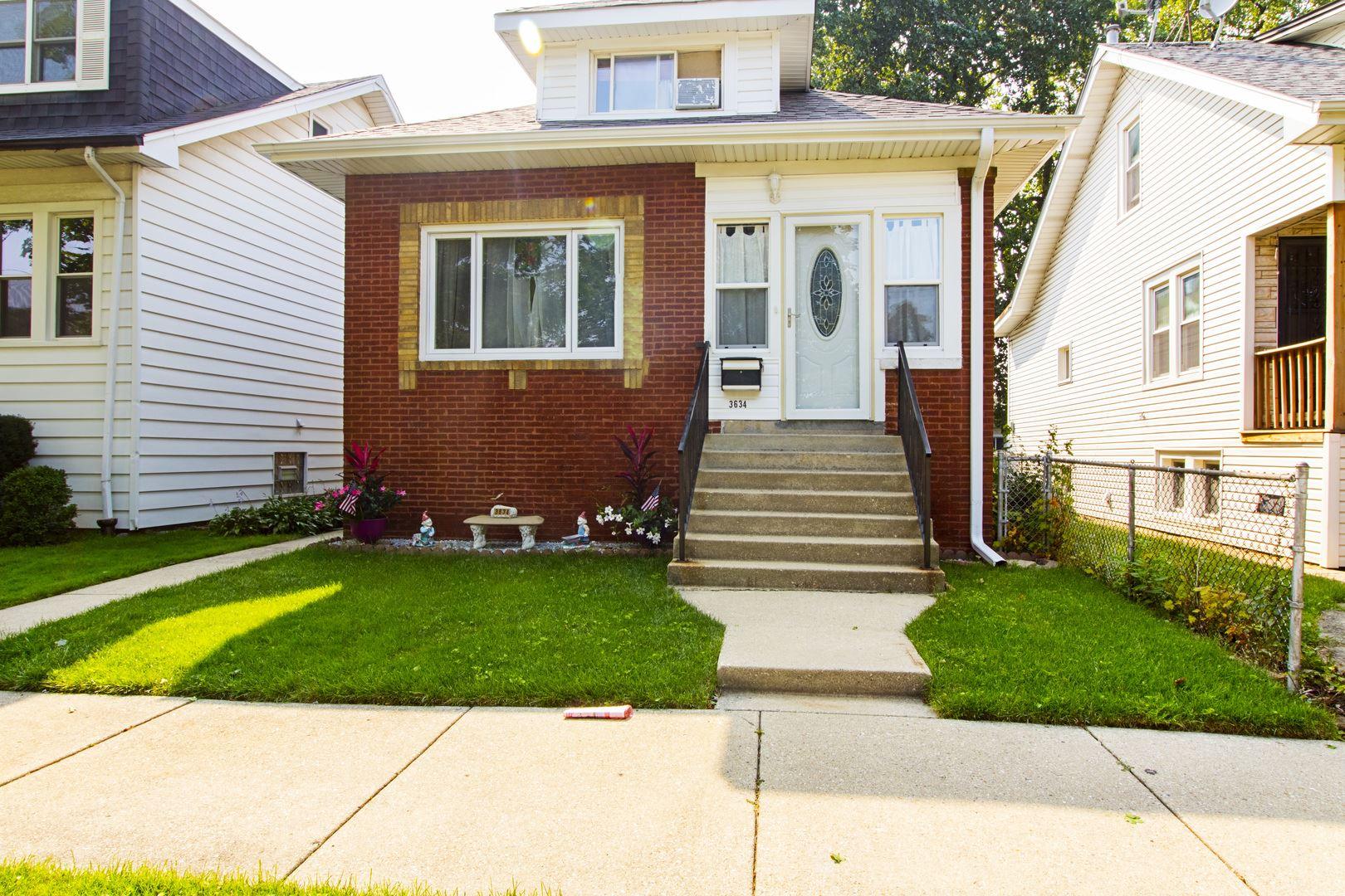 3634 N Oketo Avenue, Chicago, IL 60634 - #: 10731641