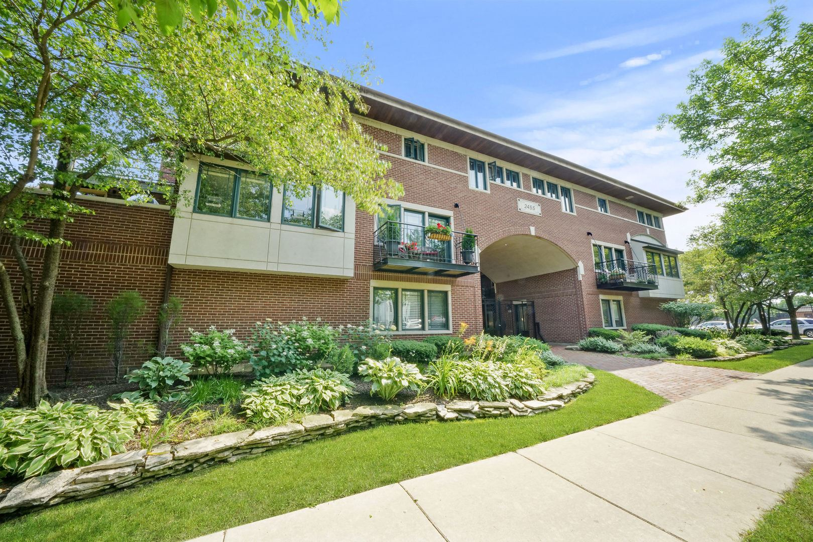 2455 W Ohio Street #3W, Chicago, IL 60612 - #: 10774642