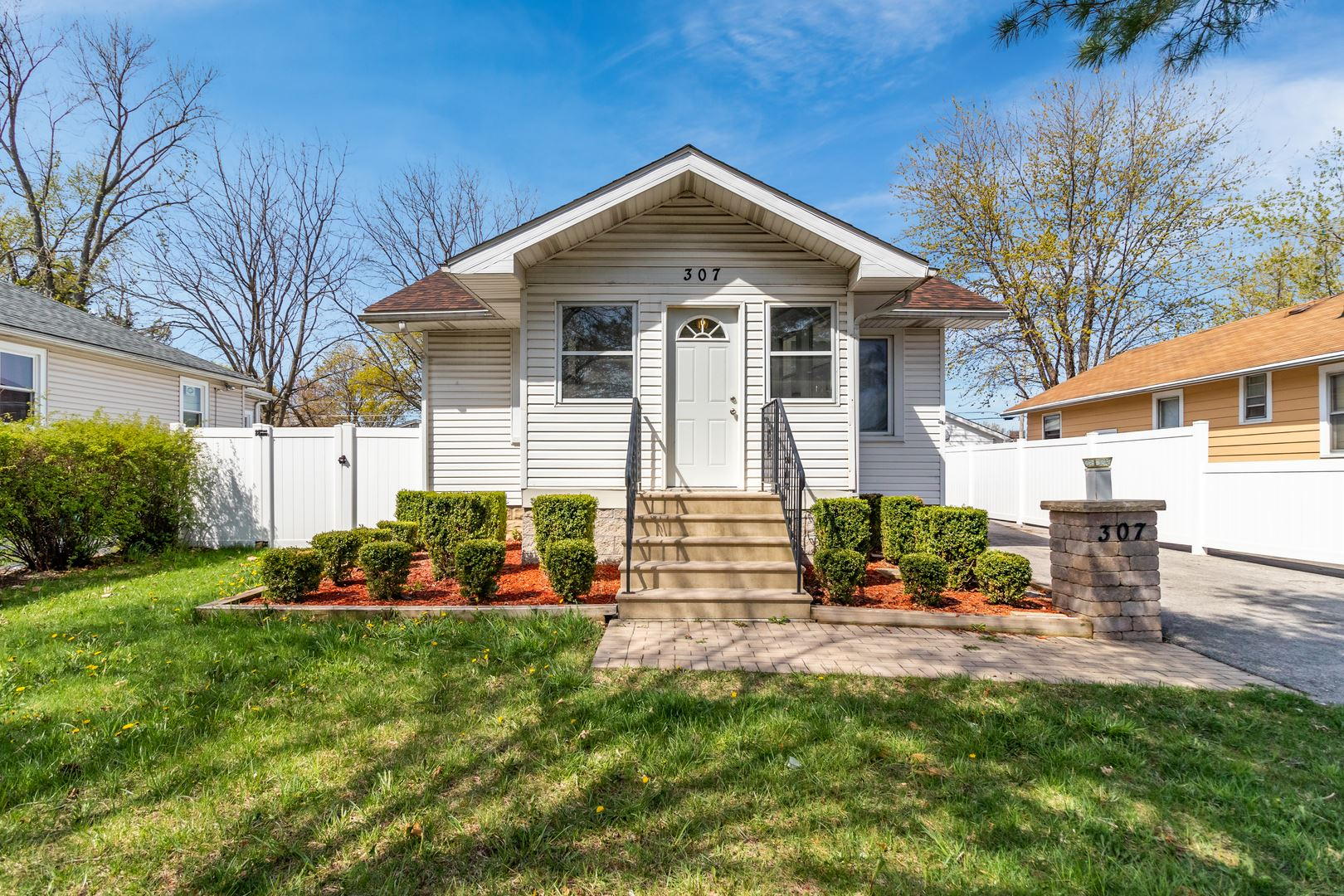 Photo of 307 S Margaret Street, Joliet, IL 60436 (MLS # 11057642)