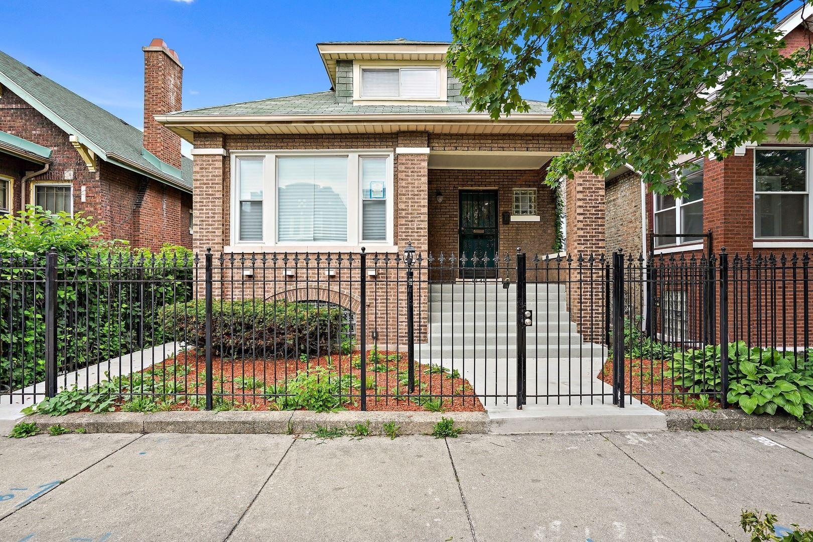 8140 S Ada Street, Chicago, IL 60620 - #: 11246642