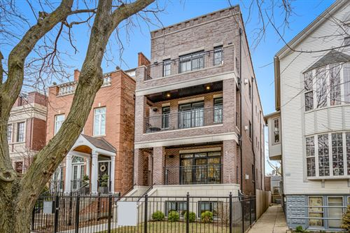 Photo of 1341 W George Street #3, Chicago, IL 60657 (MLS # 11006643)