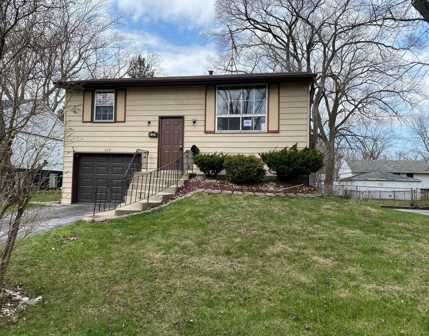 439 E Center Street, Glenwood, IL 60425 - #: 10685643