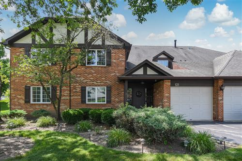 Photo of 121 Windsor Lane #D, Willowbrook, IL 60527 (MLS # 11151644)