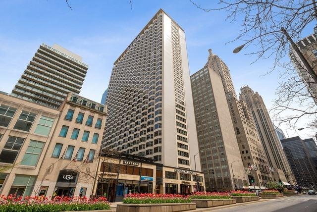 535 N MICHIGAN Avenue #2201 UNIT 2201, Chicago, IL 60611 - #: 10713645
