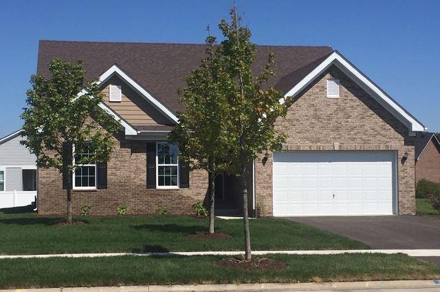 25207 Jackson Lane, Plainfield, IL 60586 - #: 10718645