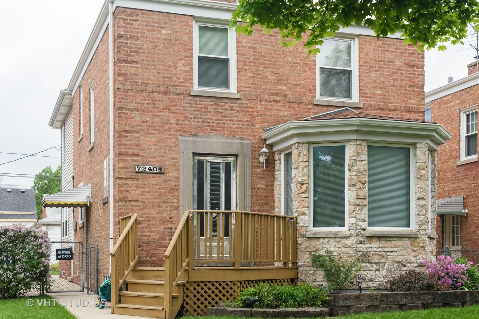 7240 N Oconto Avenue, Chicago, IL 60631 - #: 10730645