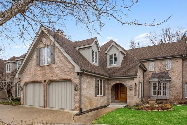 14 Tartan Ridge Road, Burr Ridge, IL 60527 - #: 10760647