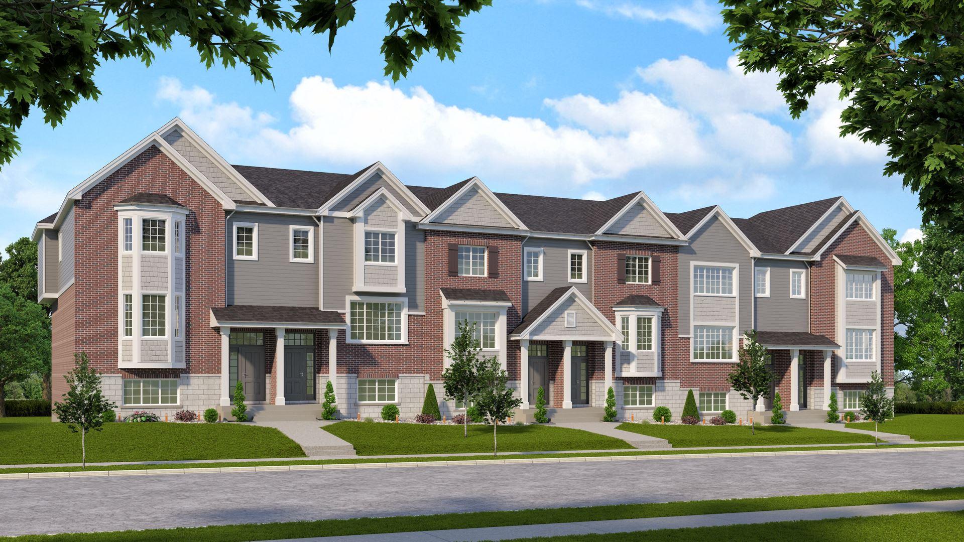 416 N CASS Avenue #1, Westmont, IL 60559 - #: 10558648