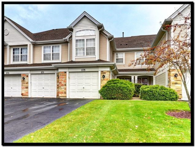 175 Fairfield Lane UNIT 175, Carol Stream, IL 60188 - #: 10565649