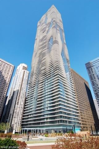Photo of 225 N Columbus Drive #6708, Chicago, IL 60601 (MLS # 10634650)