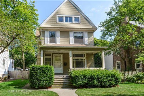 Tiny photo for 2725 Harrison Street, Evanston, IL 60201 (MLS # 10924650)