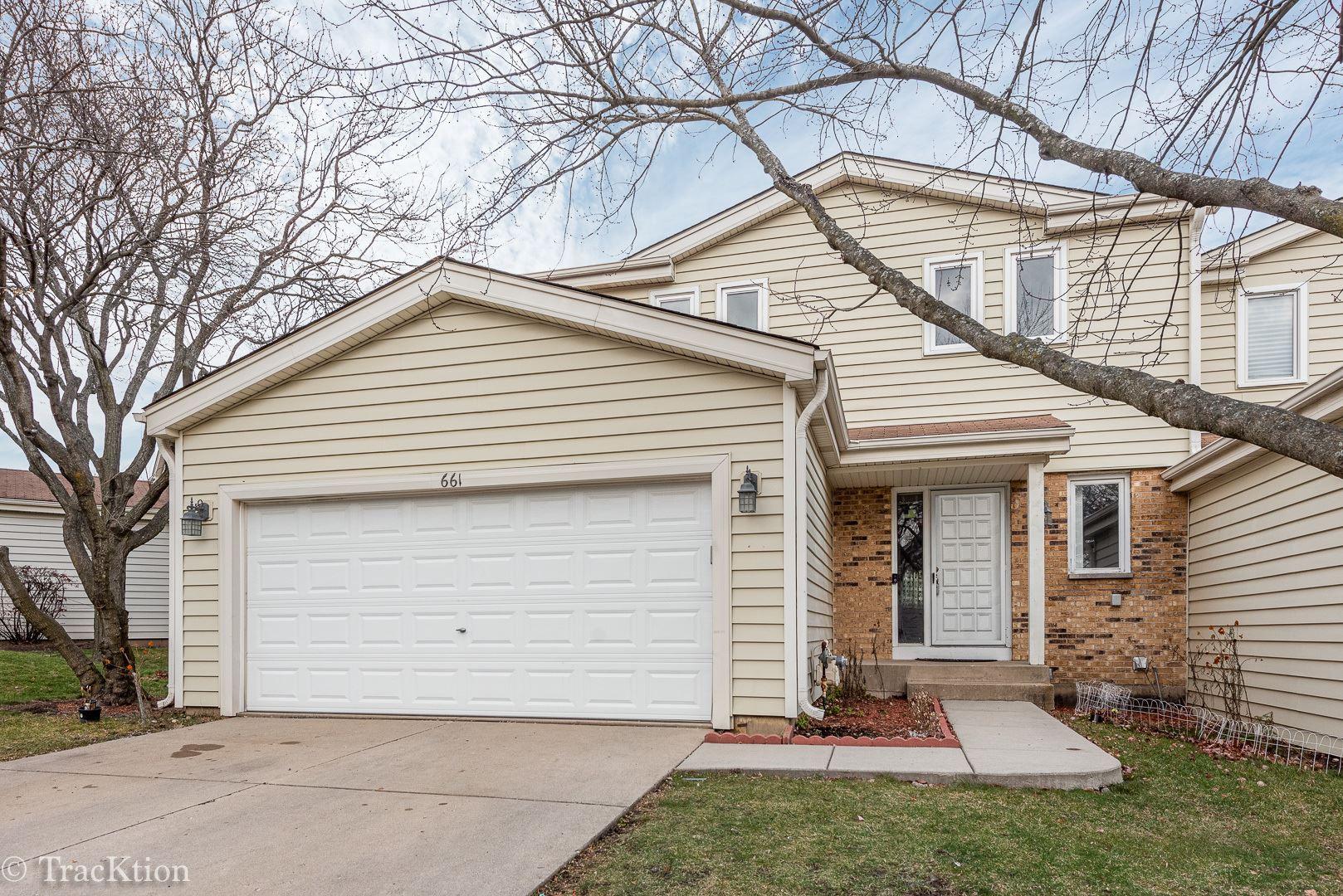 661 Partridge Hill Drive, Hoffman Estates, IL 60169 - #: 10951650