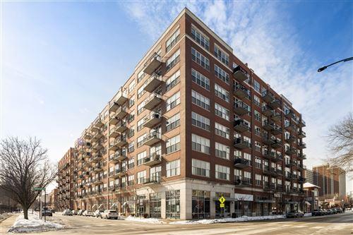 Photo of 6 S LAFLIN Street #511, Chicago, IL 60607 (MLS # 11059651)