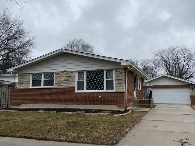 185 Serena Drive, Chicago Heights, IL 60411 - #: 10647653