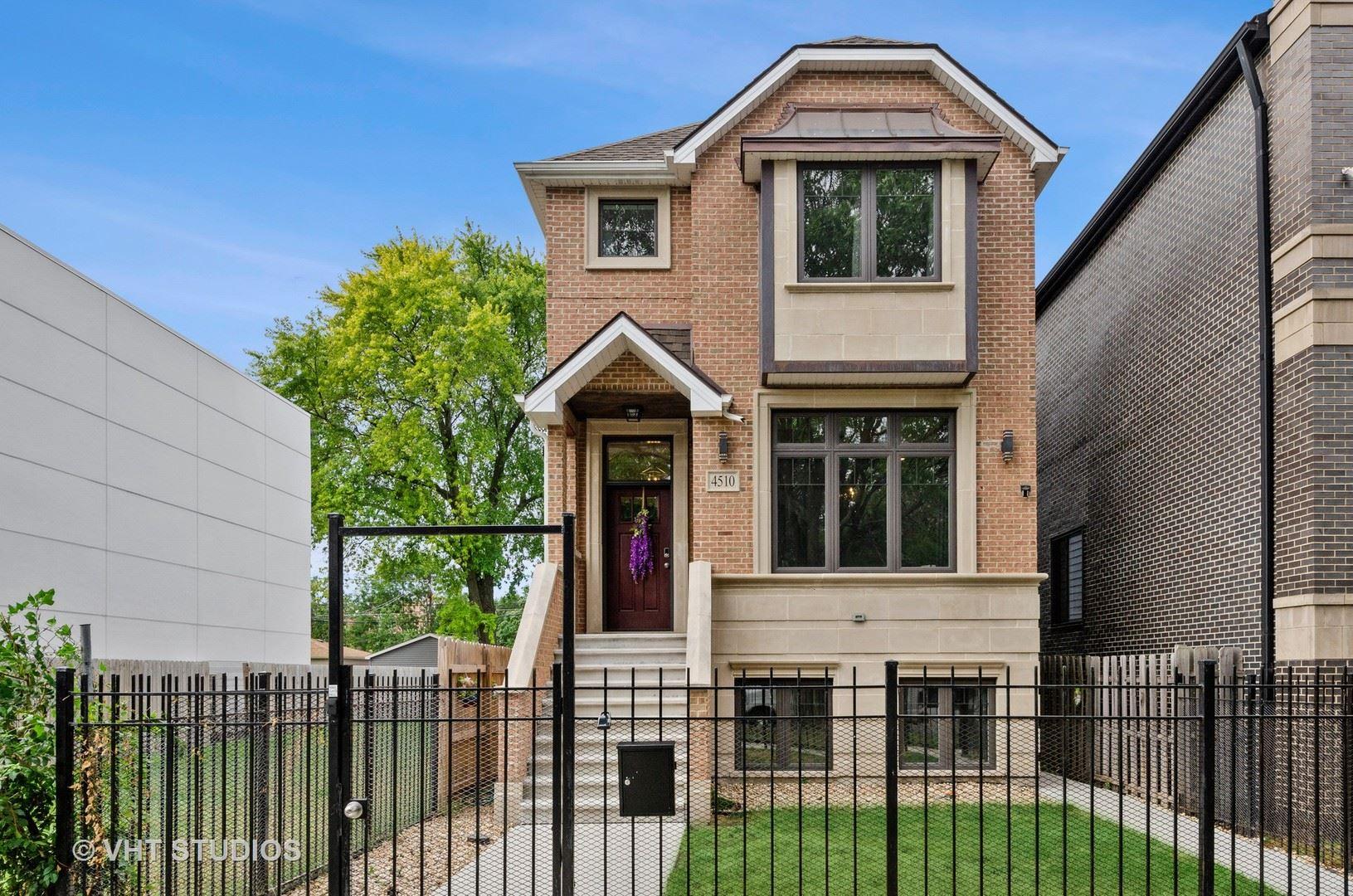 4510 S Prairie Avenue, Chicago, IL 60653 - #: 11241655
