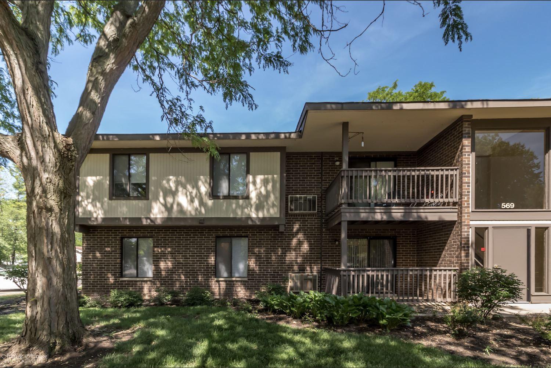 569 Somerset Lane #3, Crystal Lake, IL 60014 - #: 11102656