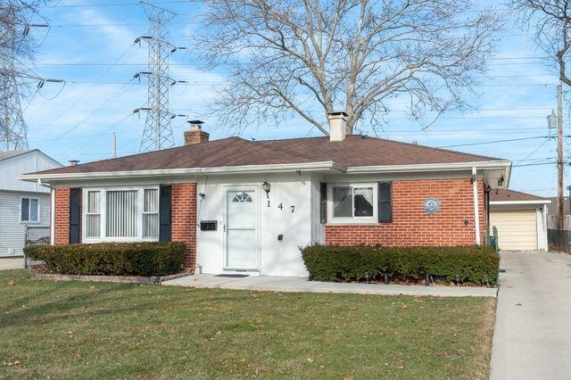 147 George Road, Wheeling, IL 60090 - #: 10627657
