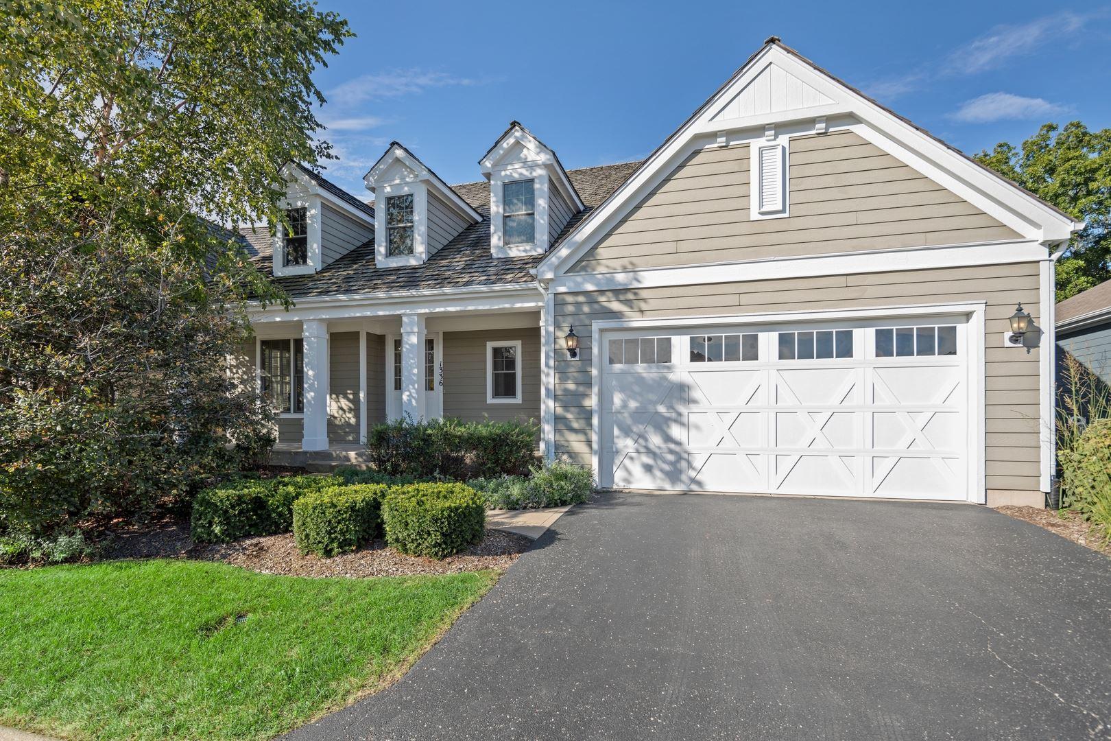 1336 Redtail Lane, Woodstock, IL 60098 - #: 11226657