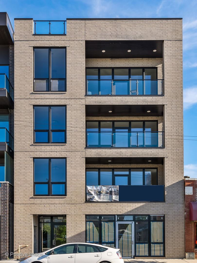 2341 W Chicago Avenue #2F, Chicago, IL 60622 - #: 10756658