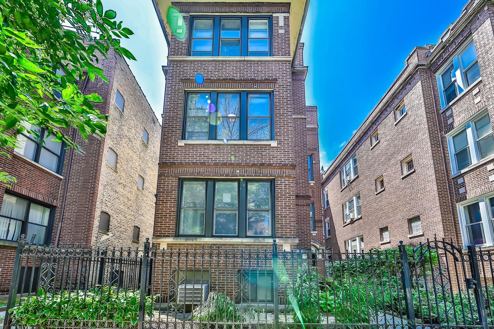 5012 N Winchester Avenue #G, Chicago, IL 60640 - #: 10921658
