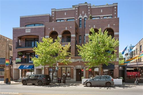 Photo of 3344 N HALSTED Street #4N, Chicago, IL 60657 (MLS # 11126659)