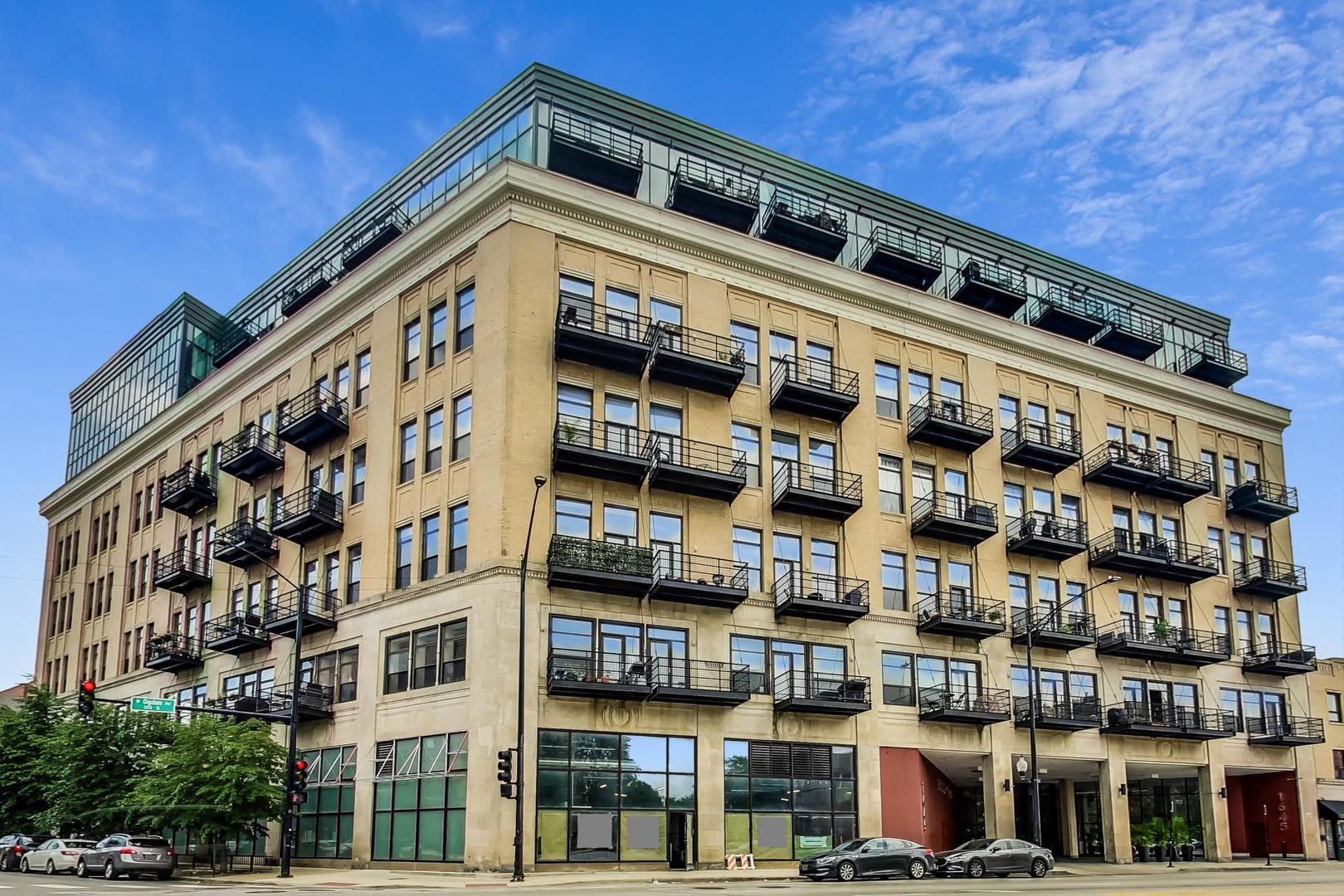 1645 W Ogden Avenue #521, Chicago, IL 60612 - #: 10776659