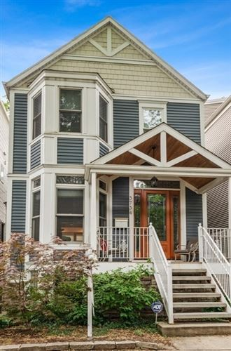 Photo of 3734 N Greenview Avenue, Chicago, IL 60613 (MLS # 11129661)