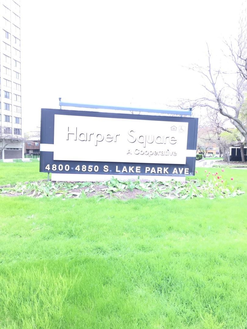 4850 S Lake Park Avenue #301, Chicago, IL 60615 - #: 10707661