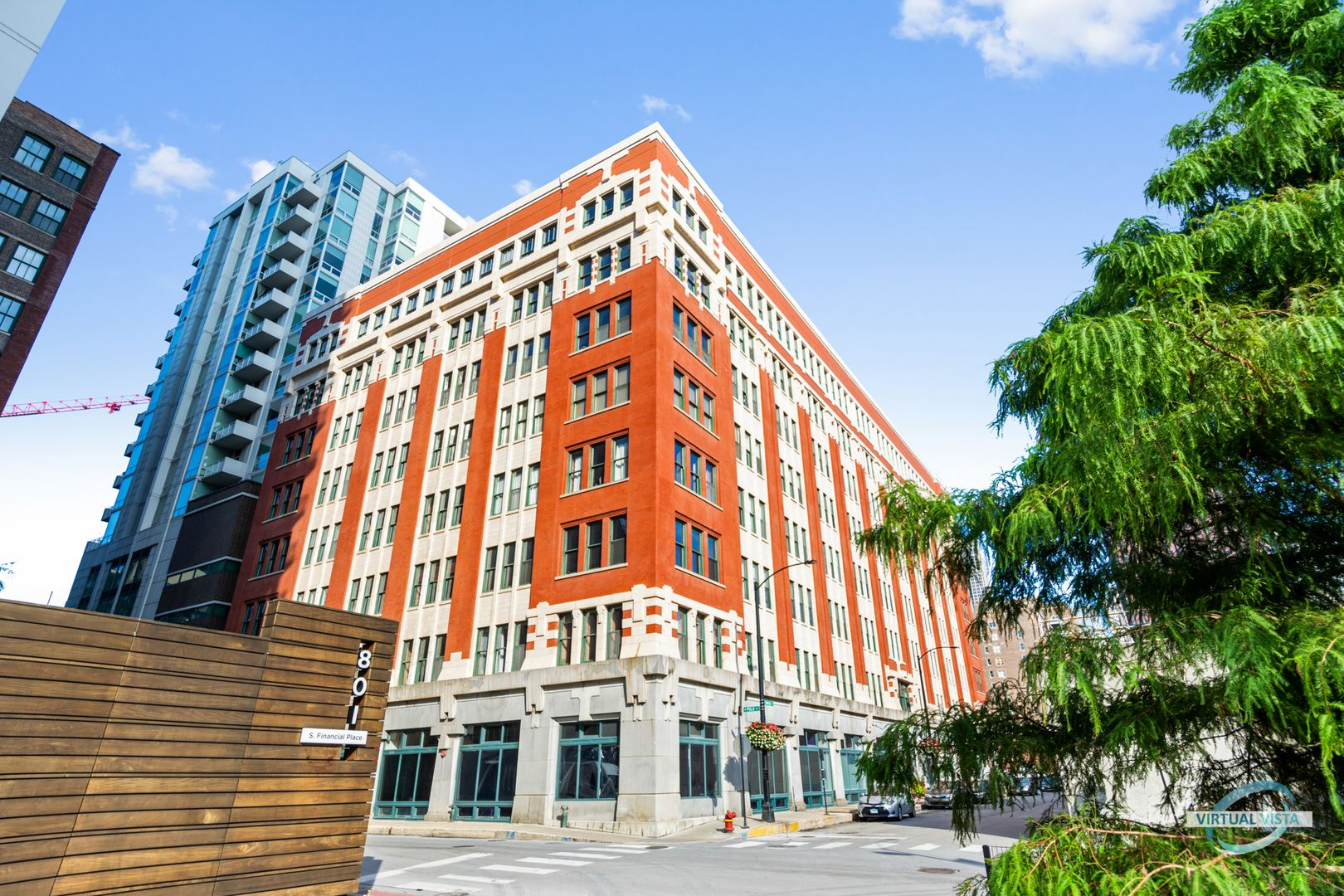 732 S Financial Place #104, Chicago, IL 60605 - #: 11246662