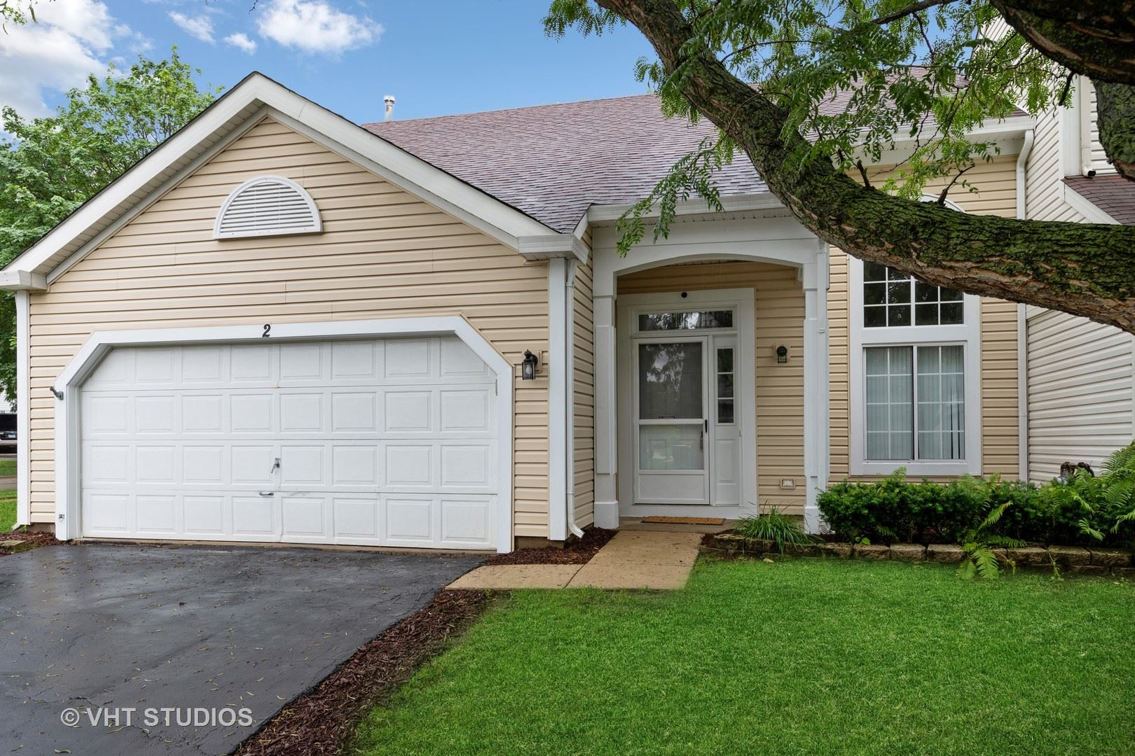 2 Crabapple Court, Lake in the Hills, IL 60156 - #: 11137663