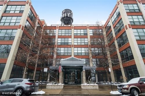 Photo of 1800 West Roscoe Street #231, Chicago, IL 60657 (MLS # 10639664)