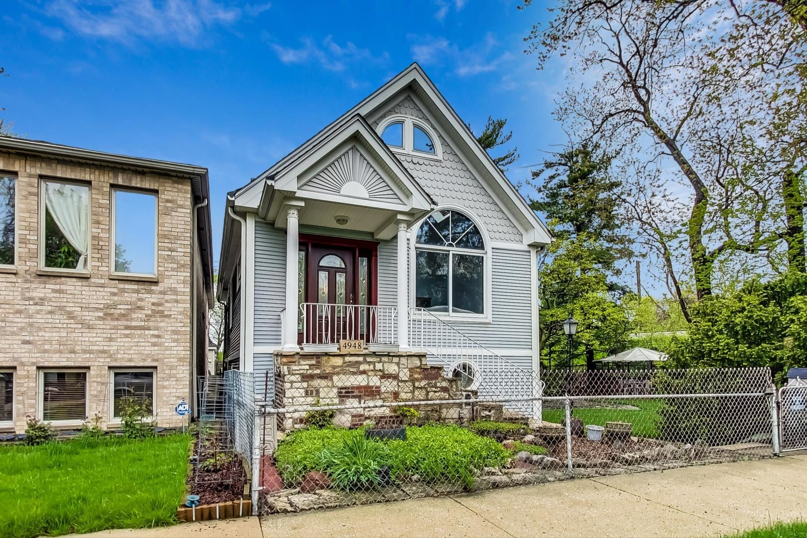 4948 W Strong Street, Chicago, IL 60630 - #: 10722664