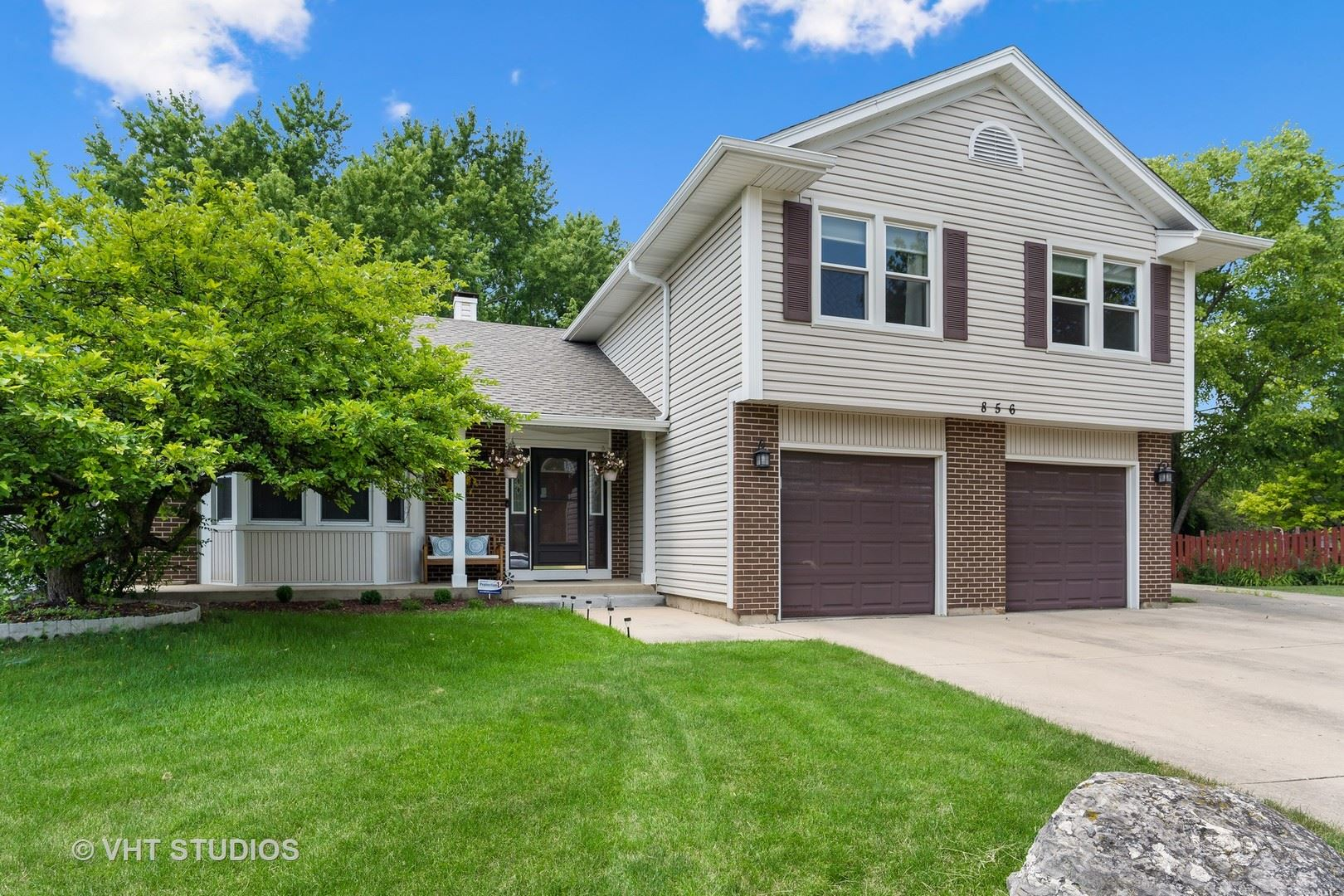 856 RACINE Circle, Elk Grove Village, IL 60007 - #: 10774665