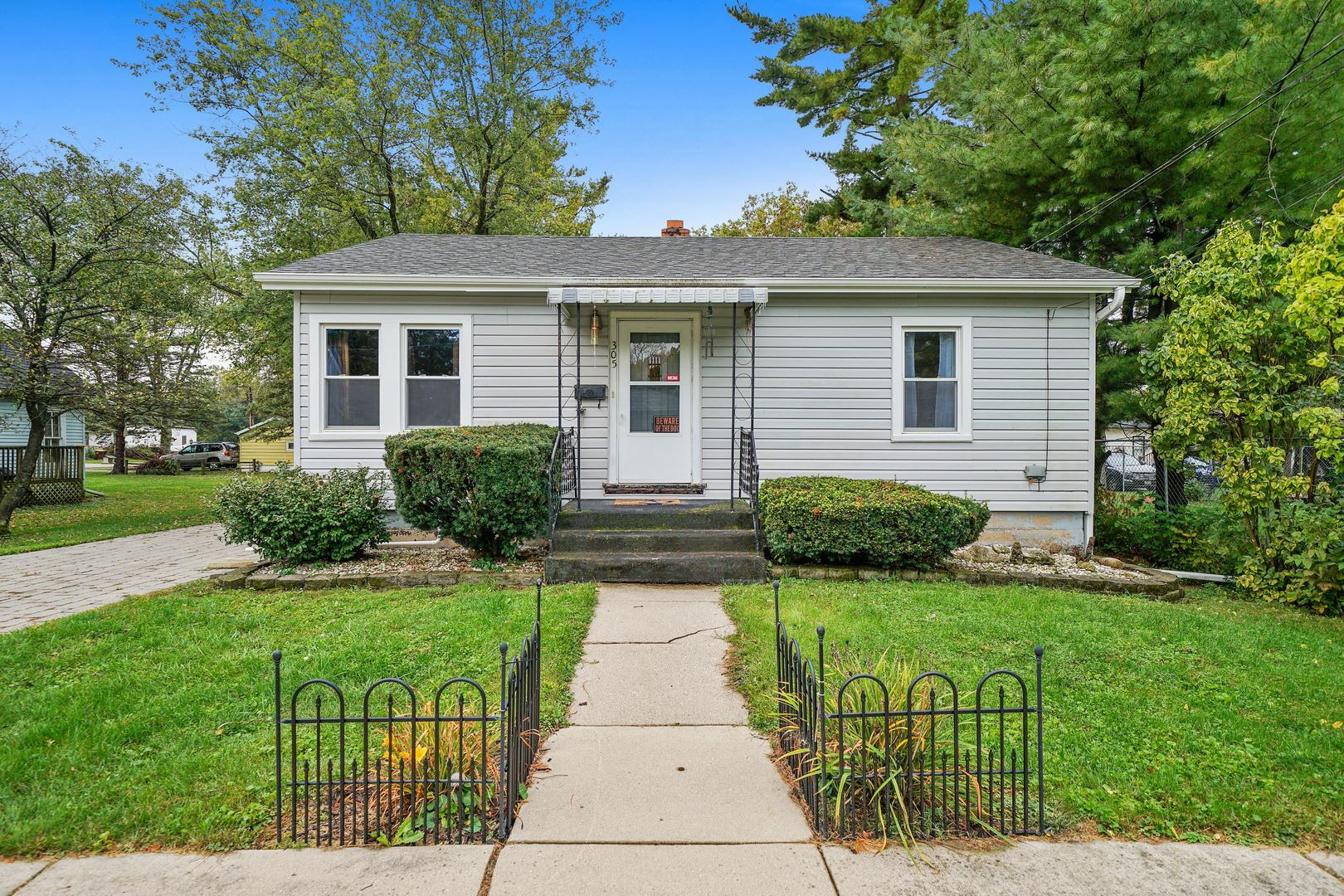 305 Anderson Street, Harvard, IL 60033 - #: 10886667