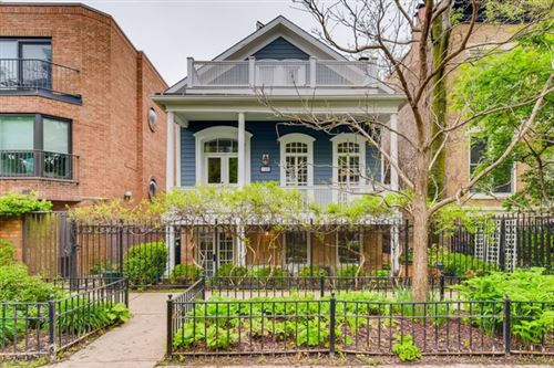 Photo of 524 W Grant Place #C, Chicago, IL 60614 (MLS # 10720668)
