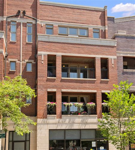 Photo of 2461 N LINCOLN Avenue #4S, Chicago, IL 60614 (MLS # 11199668)