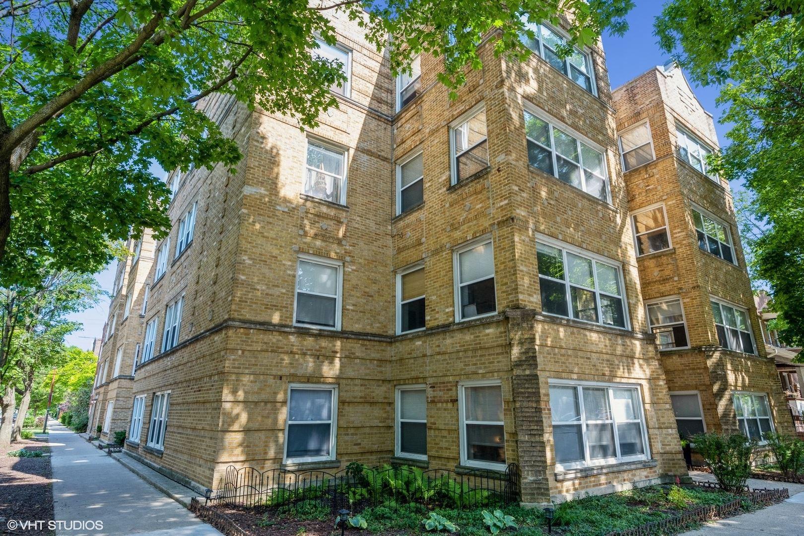 4453 N Whipple Street #3, Chicago, IL 60625 - #: 11128668