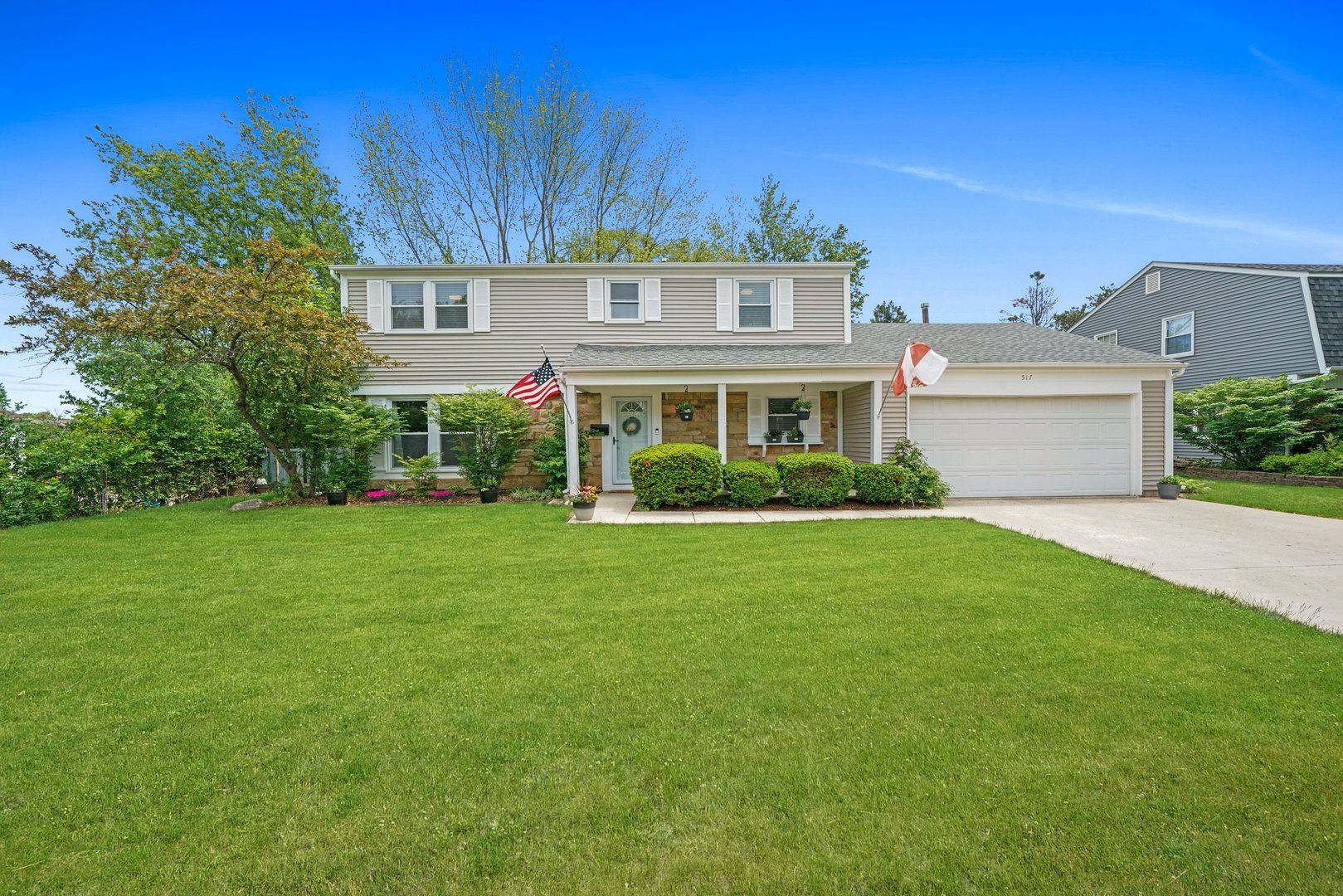 517 Rugby Place, Schaumburg, IL 60194 - #: 11140668