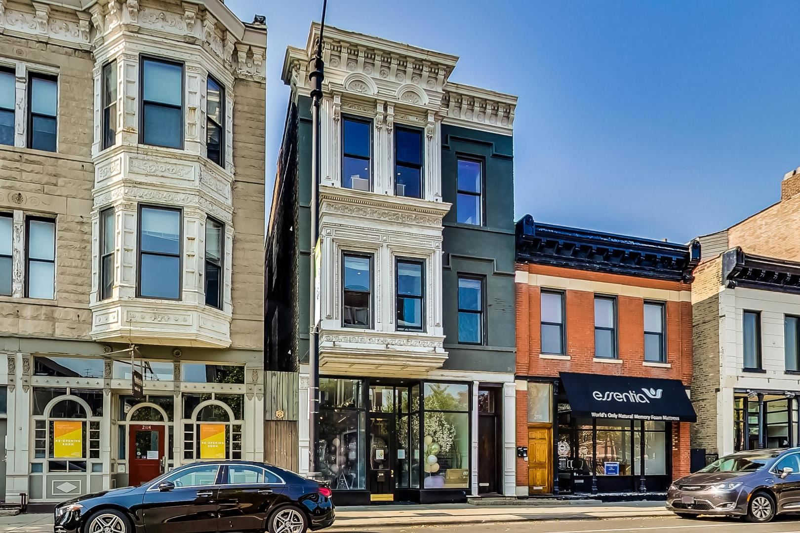 2116 N HALSTED Street #2, Chicago, IL 60614 - #: 11213668