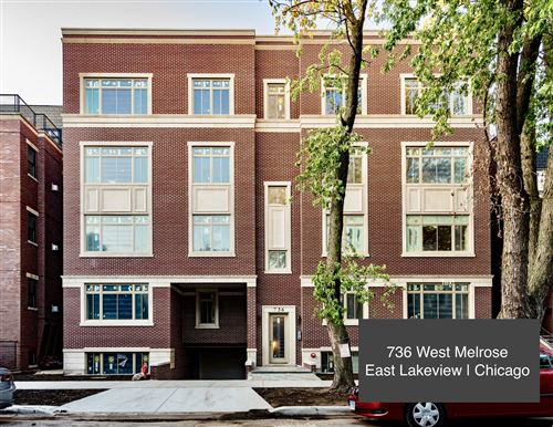 Photo of 736 W Melrose Street #3W, Chicago, IL 60657 (MLS # 10706669)