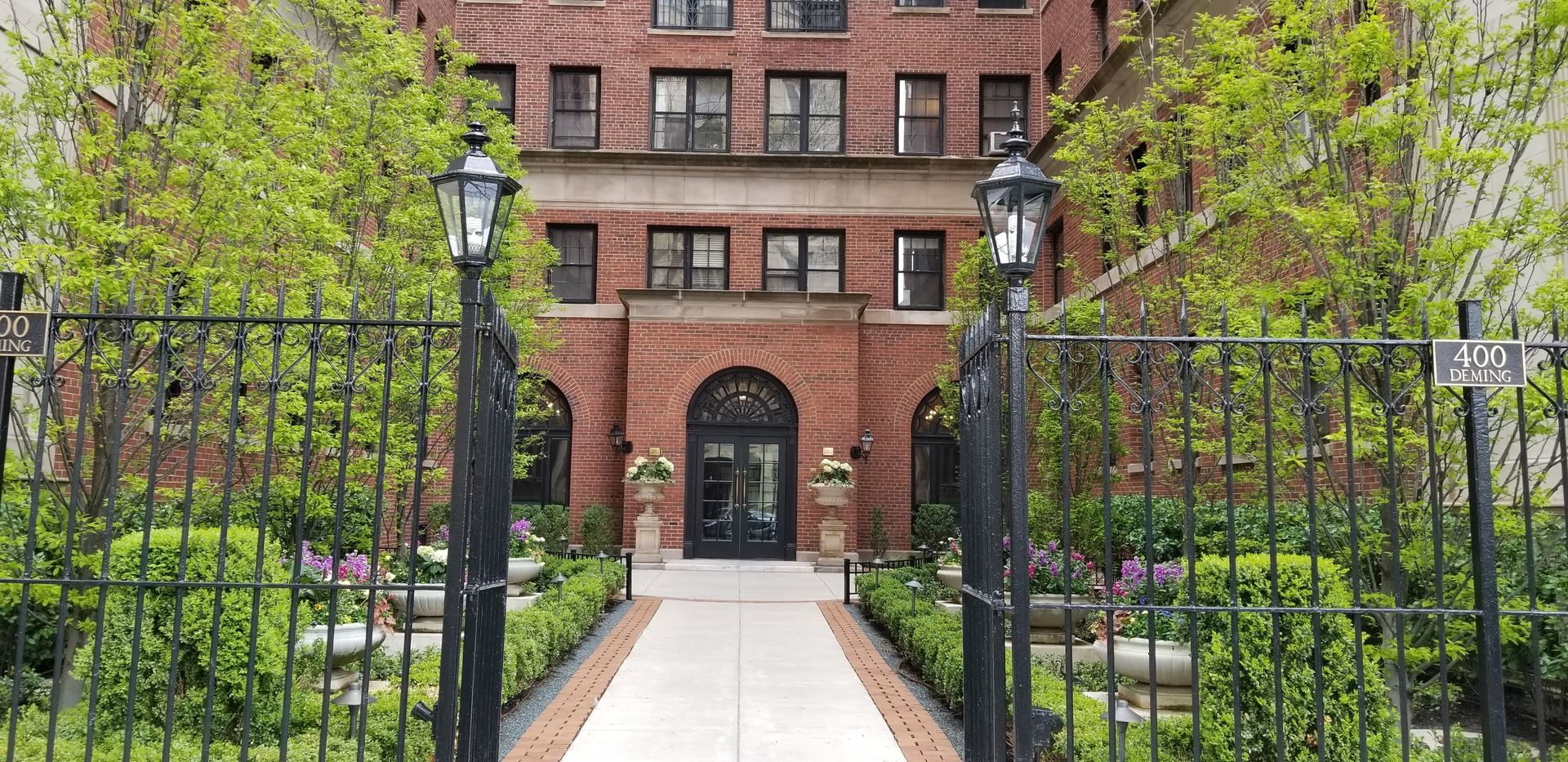 400 W Deming Place #2J, Chicago, IL 60614 - #: 10645669
