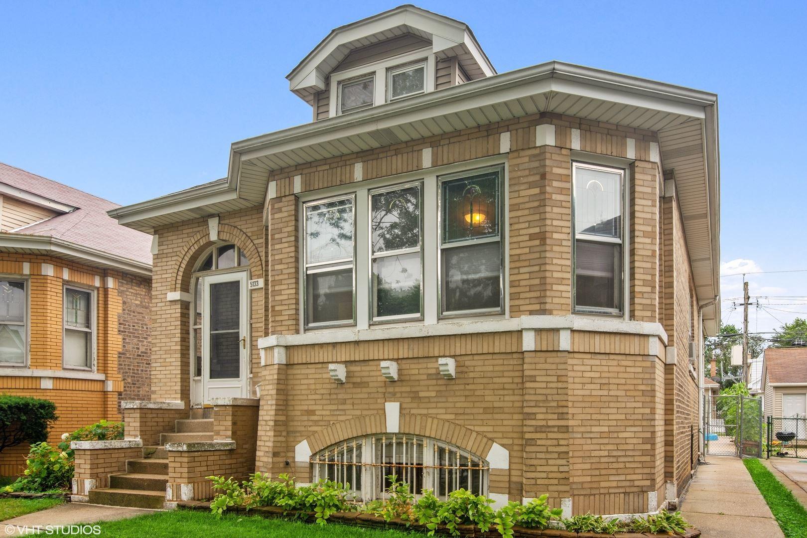 5133 W Cornelia Avenue, Chicago, IL 60641 - #: 10784669