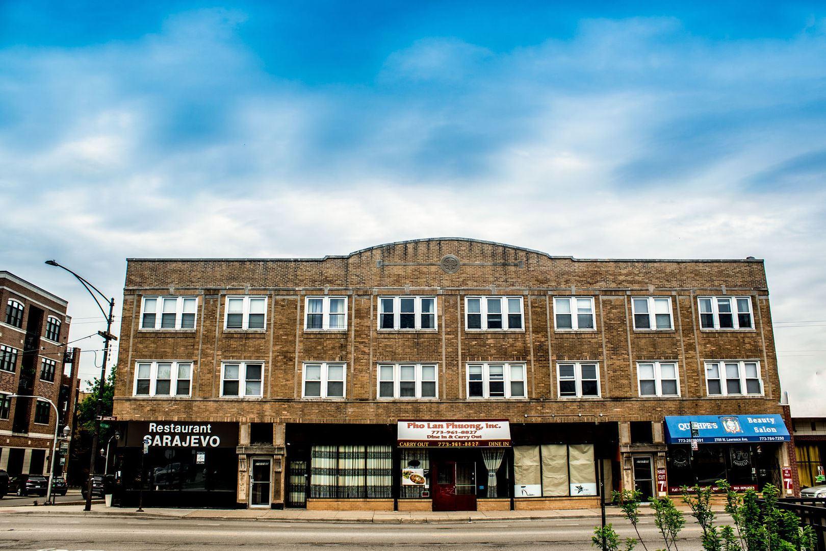 2703 W LAWRENCE Avenue #3, Chicago, IL 60625 - #: 10765670