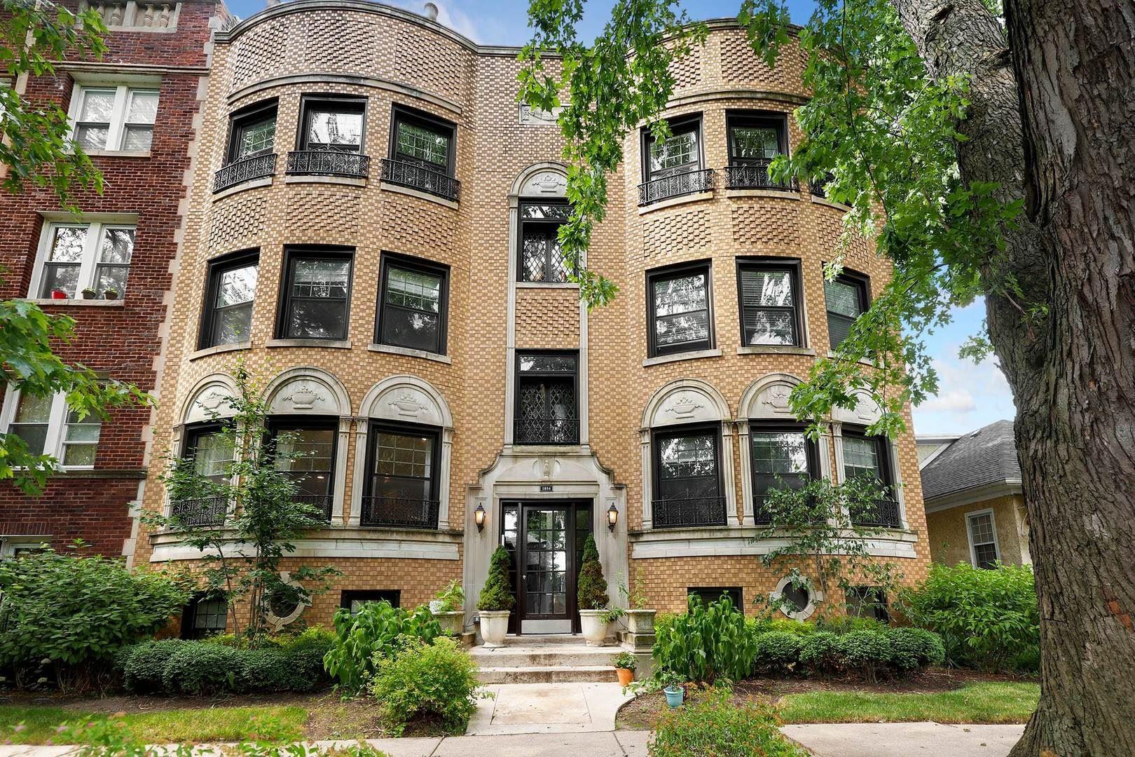 1854 W Chase Avenue #1W, Chicago, IL 60626 - #: 10700671