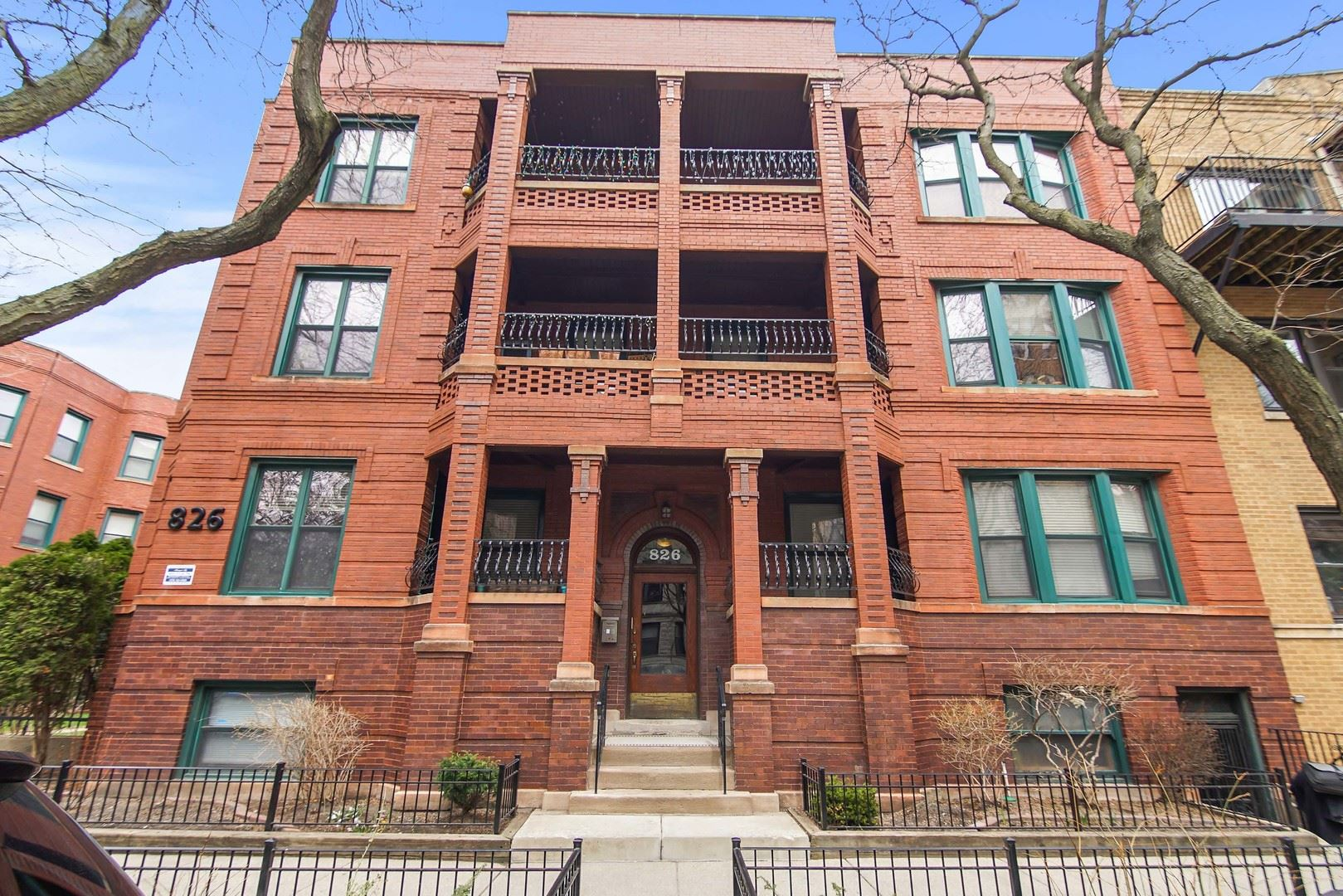 826 W Lakeside Place #G, Chicago, IL 60640 - #: 11081672